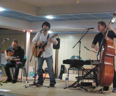 Guillaume sur scène