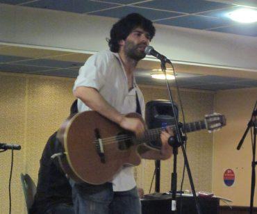 Guillaume Barraband sur scène