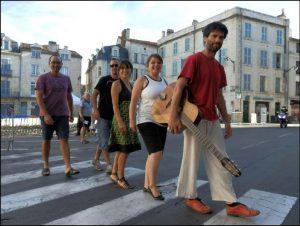 La Barra-bande en mode « les Beatles à Périgueux »